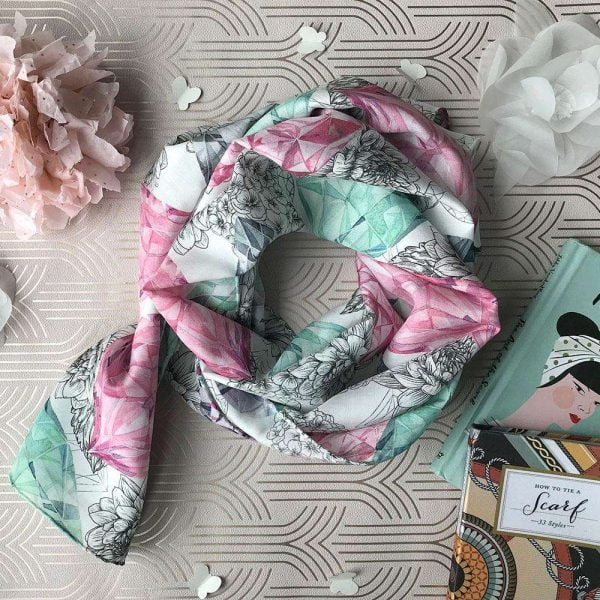 silk scarf inspiration